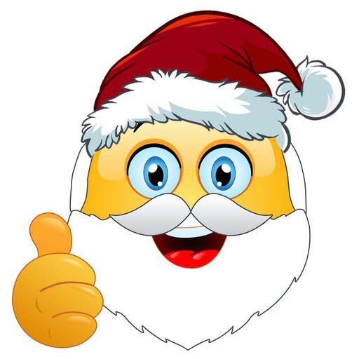 Merry Christmas Whatsapp Emoji Christmas Emoticons Emoji Christmas Funny Emoticons