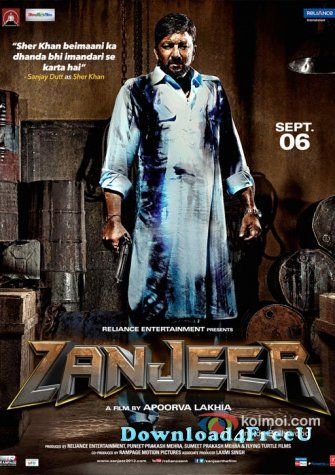 Watch Zanjeer (2013) Hindi Movie DVDScr XviD Online Free [Team DUS]