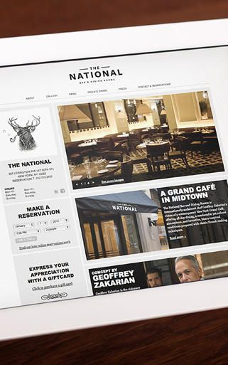 The National Restaurant Branding Co.Design | business + design