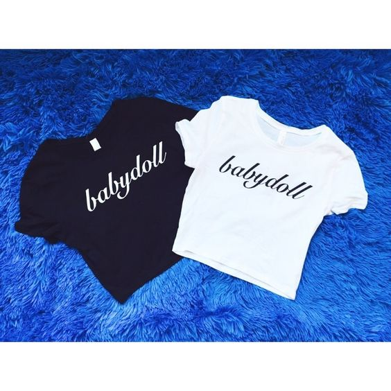 Image of The Babydoll Crop Top