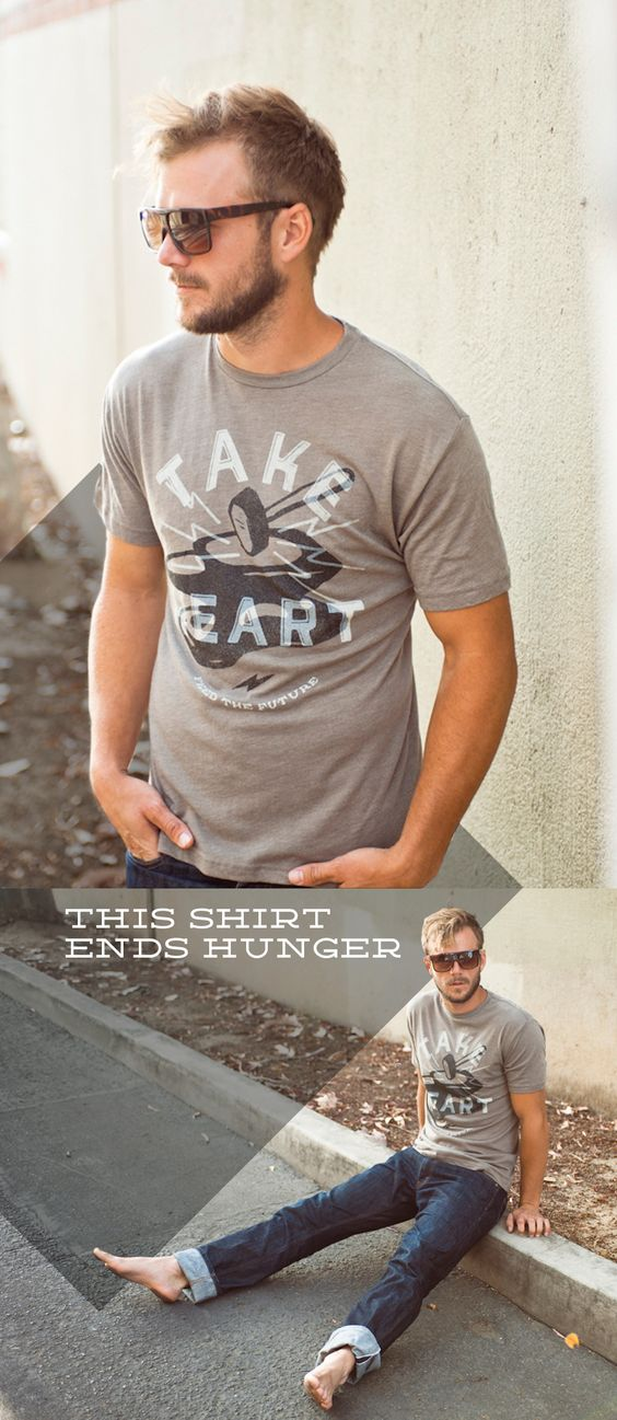 Pick one up and feed an entire, starving Kenyan family. It's as simple as that. :) Get one here ---> www.sevenly.org/FeedTheStarving