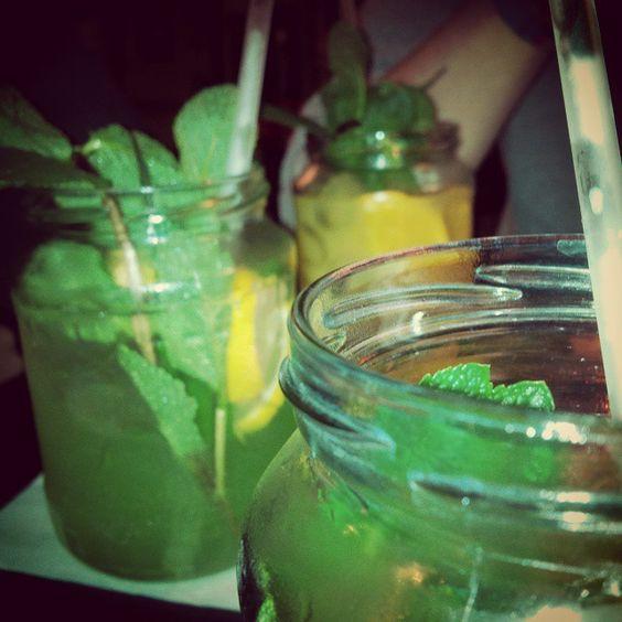 Leckere #Limonade der #BurgerAG ;)