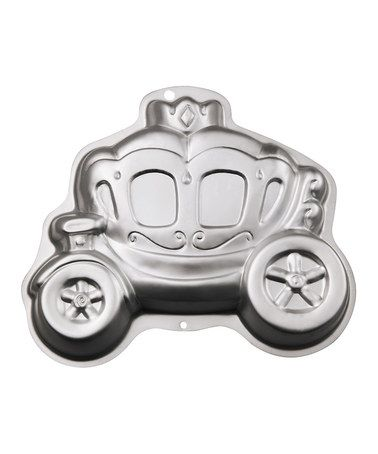 Take a look at this Princess Carriage Pan by Wilton on #zulily today!