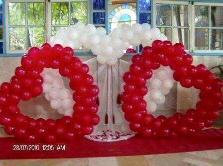Corazones San Valentin