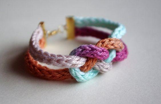 Bloque de teñido Color de tubo del ganchillo de la por NikalaJayne
