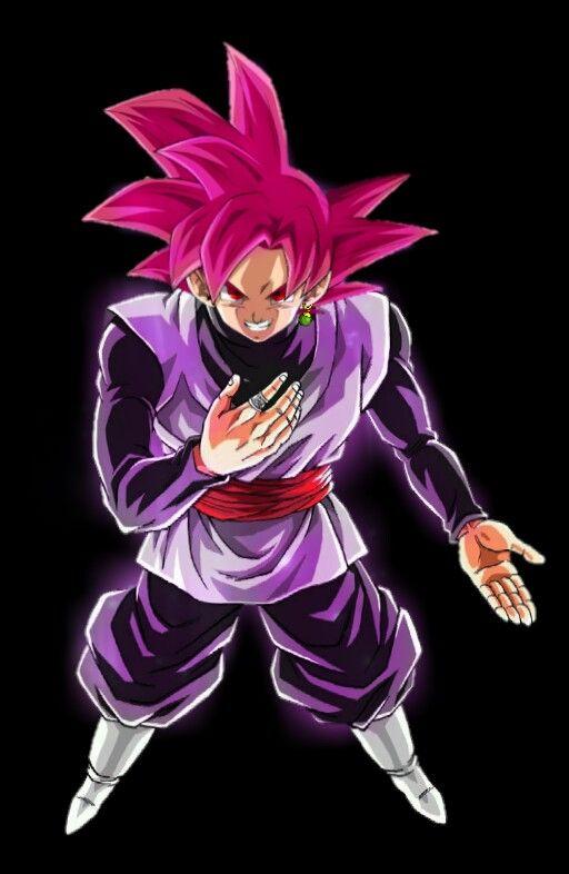 Goku Black Super Saiyan God Goku Black Super Saiyan Goku Black Goku