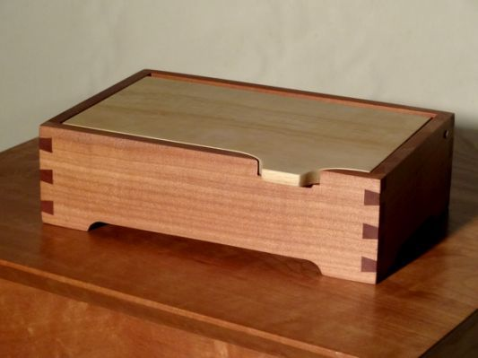 The Dovetail Joint July 2012 In 2019 Small Wood Box Wood