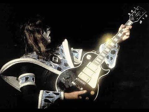 Kiss 2000 Man Ace Frehley Keith Richards Music Songs