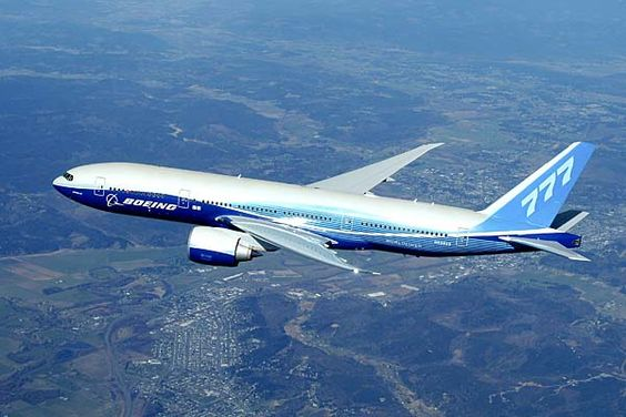 Boeing B777 – First Entirely Computer Designed Aircraft.  Designed on CATIA.