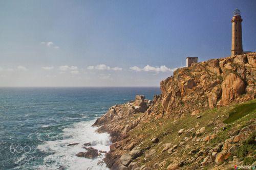 Cabo Vilán by AlbertoTorresAlves  travel travel photography Cemiterio dos Ingleses Vilan Monumento Natural Lighthouse Monument A Coruñ