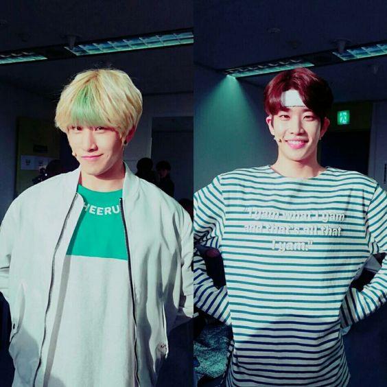 JinJin & MJ