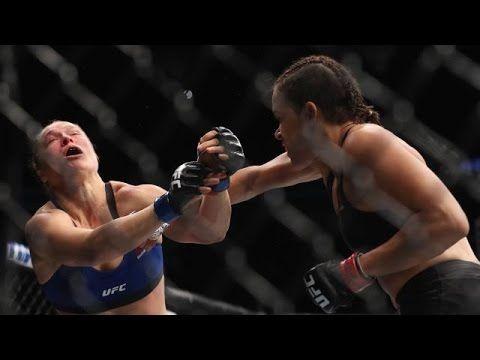 Ronda Rousey Vs Amanda Nunes Ufc 207 Knockout Ufc News Ronda Rousey Ufc