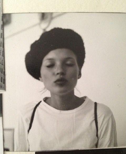 pradafied:  Kate Moss by Drew Jarrett