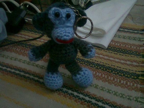 Amigurumitogo Little Bigfoot Monkey : Pinterest The world s catalogue of ideas