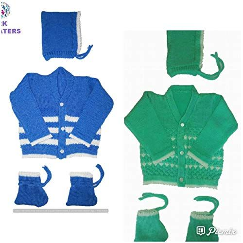 Baby Girl Dress Set 6-12 Dress Cardigan and Shoes for 0-6 12-18 Months