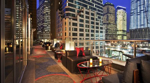 The Best Rooftop Bars With Views At NYC Hotels