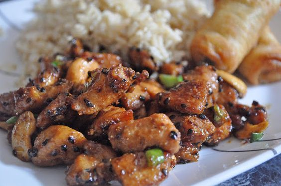 Spicy Cashew Chicken   All Kinds of Yumm