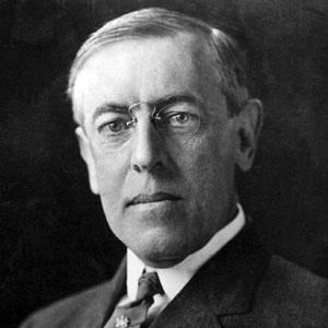 American's President during WW1 - President Wilson.