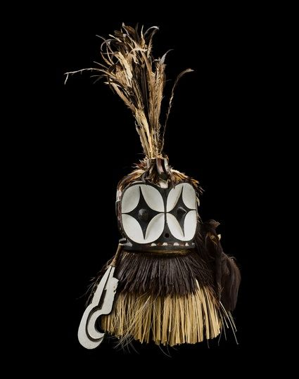 Alunga mask. BEEMBE, subgroep BASI-MUKINDJI; Ramazini, DRC. Royal Museum for Central Africa. Tervuren. Belgium. #Mask