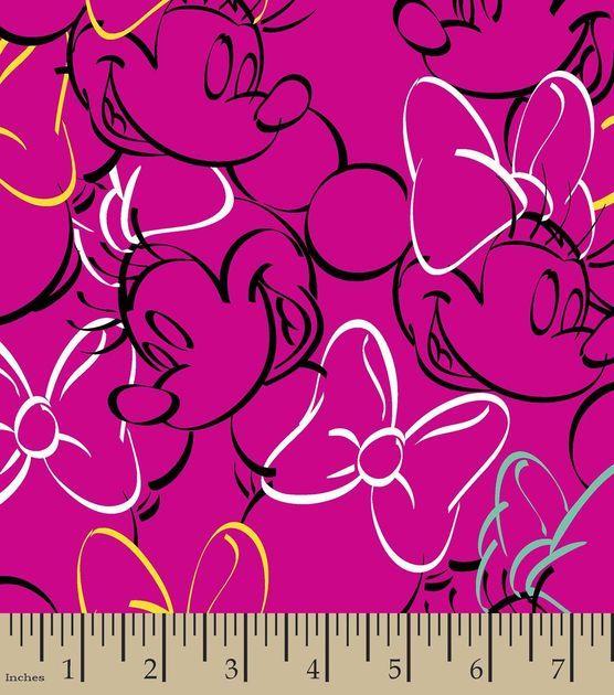 Minnie Sketches Cotton