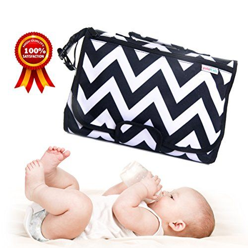 Diaper Changing Mat Holder Bag Station Pad Change Clean Your Baby On The Go Toddler Travel Tote Padd Diaper Changing Pad Changing Pad Mat Diaper Changing Mat