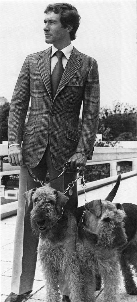 aredale men De airedale kan waaks zijn,  kennelijk vond men deze hond toch wel erg 'brits', iets dat in die tijd verdacht was al in de 16e eeuw maakte een dr stilt,.