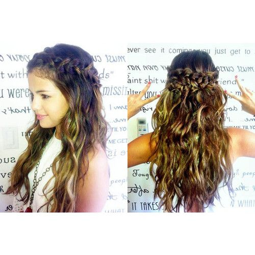 Wondrous Boho Braid Braid Hairstyles And Selena Gomez Hairstyles On Pinterest Short Hairstyles Gunalazisus