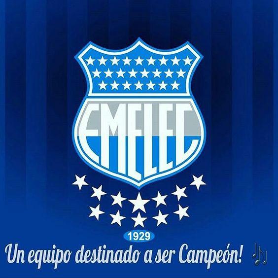 Vamos #Emelec por el #Tricampeonato  Con fe y fútbol es posible  #Sports #deportes #Futbo #CampeonatoEcuatoriano