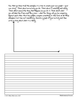 math worksheet : graphing your story lesson and worksheet  teacherspayteachers   : The Moral Of The Story Math Worksheet