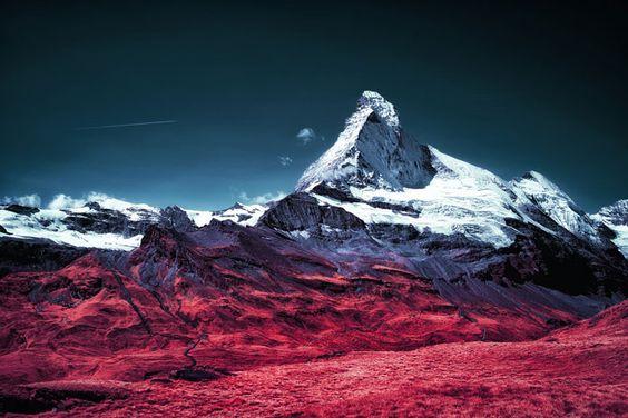 Matterhorn, Zermatt.