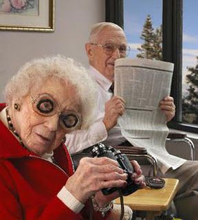 Funny old people, Man faces and The husband on Pinterest