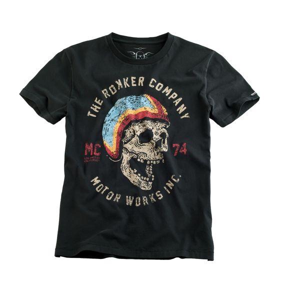Rokker T-Shirt Hellmut