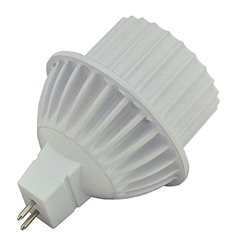 Ledwholesalers Mr16 12v 8w Led Narrow Angle Spot Light Bulb 50w Equivalent For Landscape Recessed And Track Lighting White Packa Bulb Track Lighting Light Bulb