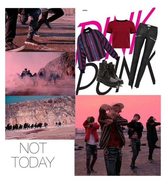 BTS U0026quot;Not Todayu0026quot; J-Hope | BTS | Pinterest | Polyvore Outfit Sets And Diane Von Furstenberg