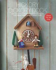 Cute alan dart s hickory dickory dock cuckoo clock soft toy knitting