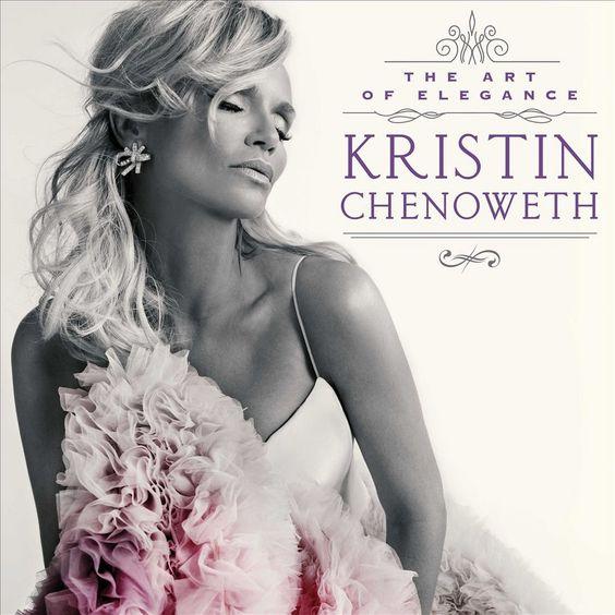 Kristin Chenoweth - The Art of Elegance (CD)