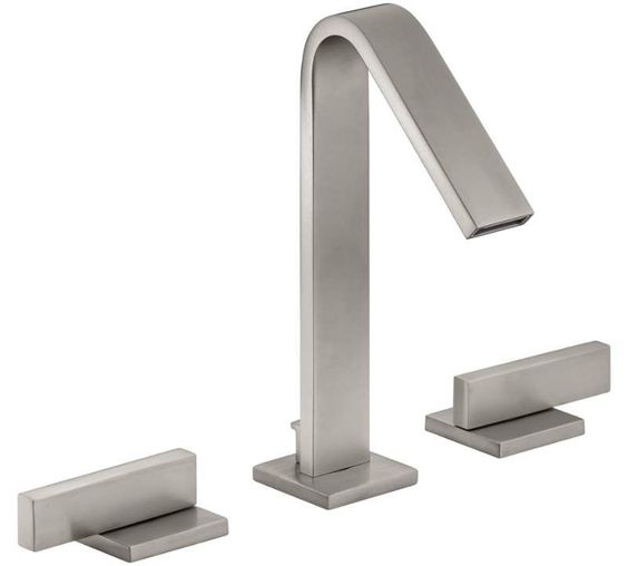 Kohler K-14661-4 Loure Widespread Bathroom Faucet with Ultra-Glide Valve Technol