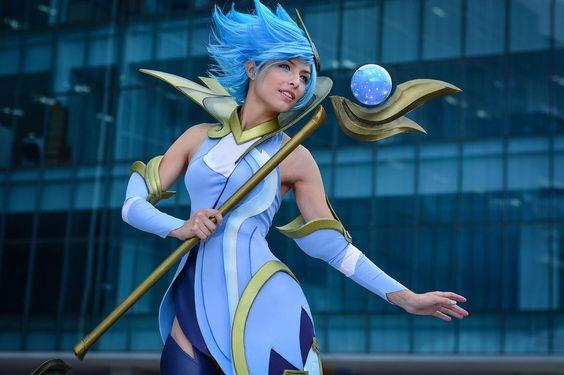 Lux Elementalista: Galeria de cosplay   League of Legends