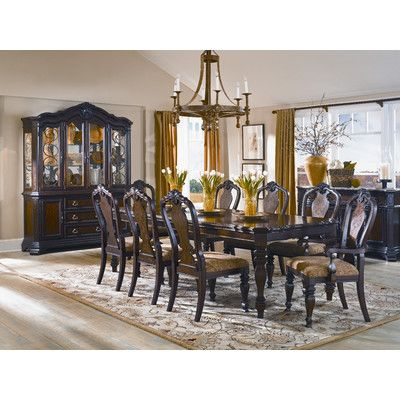 Legacy Furniture 310 Dining Table | Legacy Classic Furniture Royal  Traditions Dining Table | Wayfair