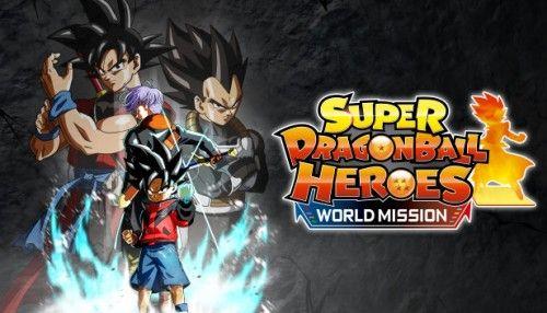 Super Dragon Ball Heroes World Mission 2019 Pc Dragones Juegos De Cartas Dragon Ball