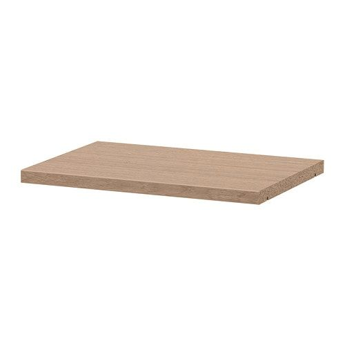 Billy Extra Shelf White Stained Oak Veneer 36x26 Cm Ikea Extra Shelf White Stain Ikea