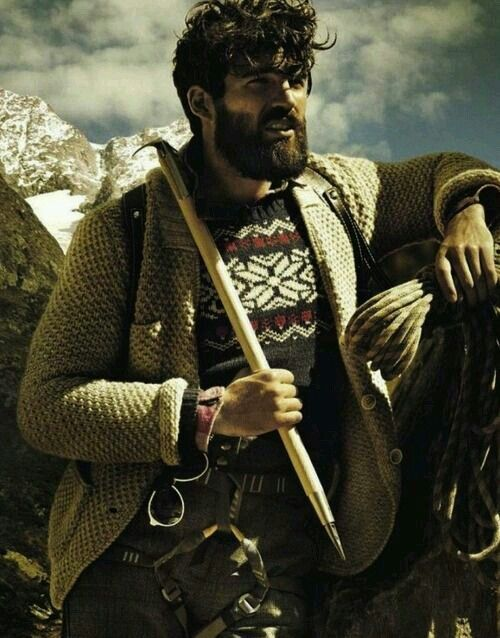 Mountain hunter style