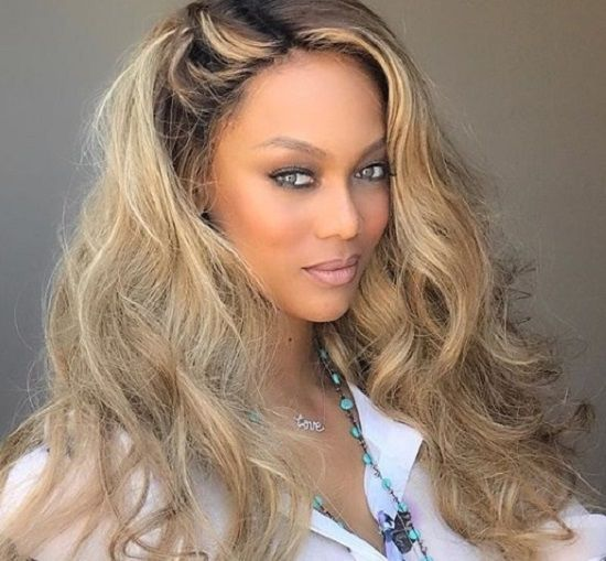 Tyra Banks Height Weight Age Boyfriend Biography Net Worth Family Husband Ethnicity Body Measurement Pa Tyra Banks Hair Blonde Black And Blonde Ombre
