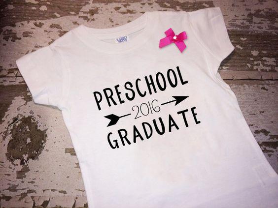 Preschool Graduate Arrow Shirt