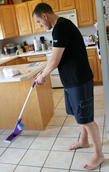 Thrifty Tuesday- How to refill the Swiffer Wet Jet Bottle « Inspiring Savings
