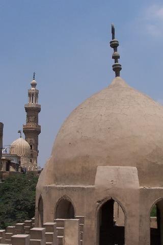 Mezquita de Aqsunqur, Cairo, Egipto