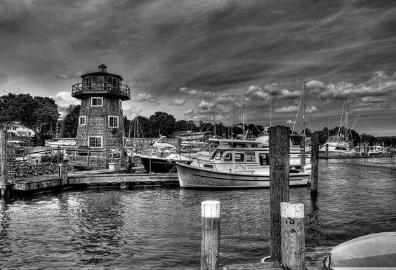 Harbor Waters by Tom Piorkowski, via 500px