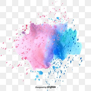 Color Splash Watercolor Paint Pigments Color Splash Watercolor Png Transparent Clipart Image And Psd File For Free Download Warna Stiker Bingkai