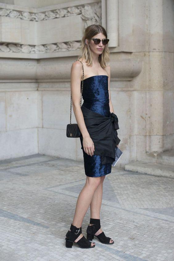 veronika heilbrunner and justin o'shea Fashion love Streetstyle