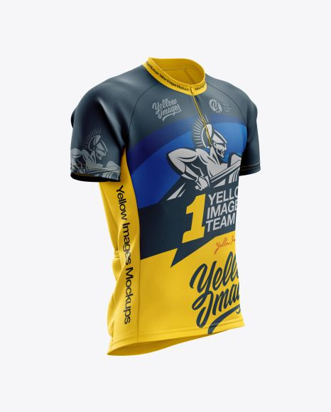 Download Men S Cross Country Jersey Mockup Right Half Side View In Apparel Mockups On Yellow Images Object Mockups Design Mockup Free Clothing Mockup Shirt Mockup
